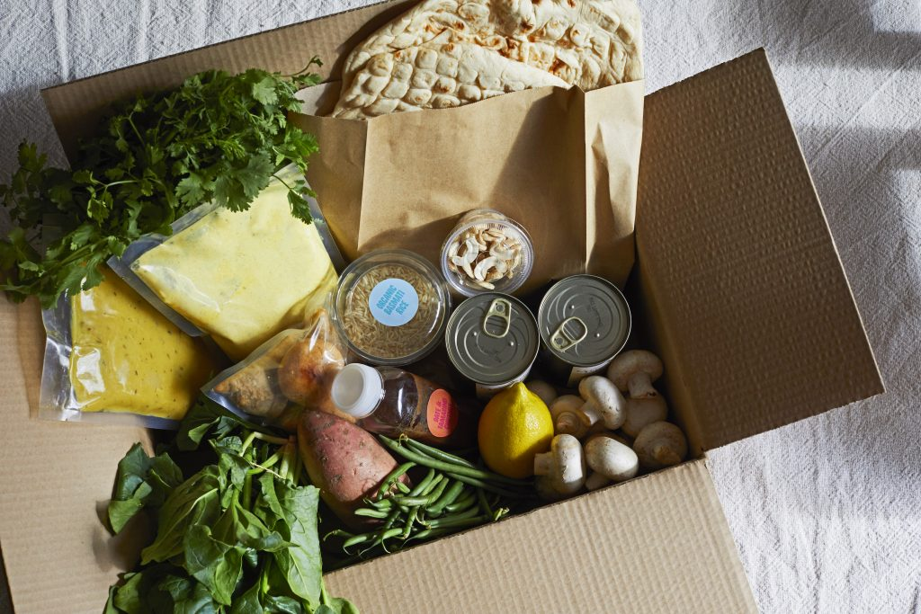 best-DIY-food-kits-london-restaurants-offer-spicebox-vegan-curry