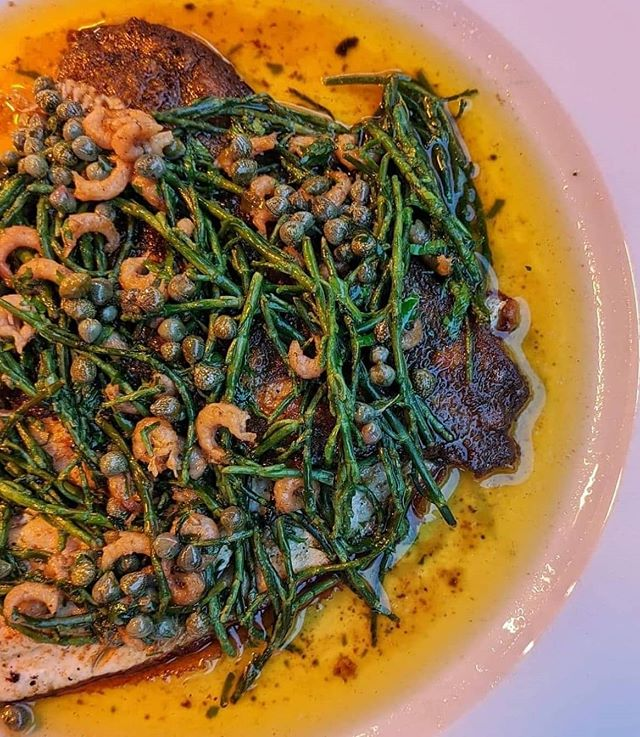 restaurant-to-trek-to-the-drumming-snipe-plaice-shrimp-butter-samphire