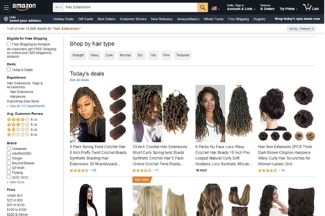 5 Best Websites To Buy Hair Extensions Online House Of Coco