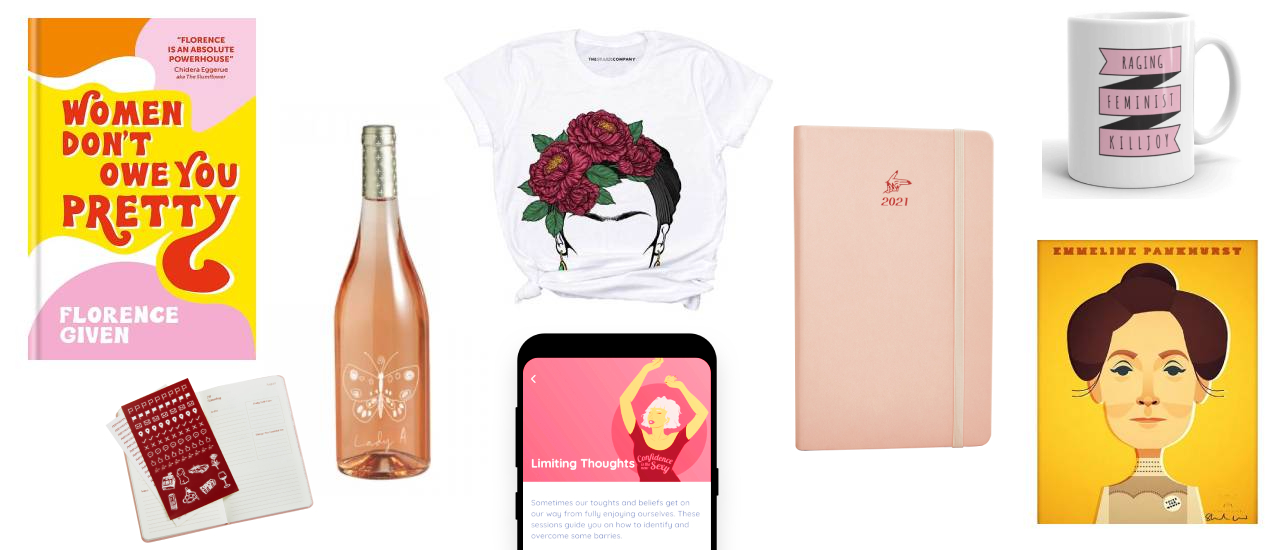 Feminist gifts: a round up of the best feminist gifts on the high street
