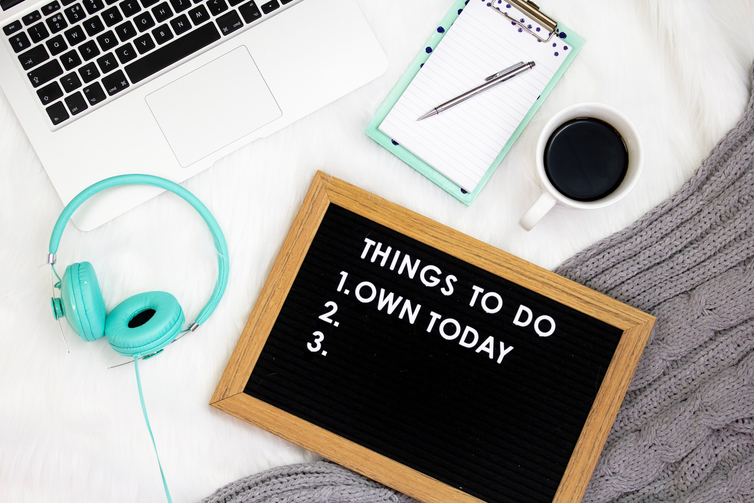 declutter your mind feature prioritise