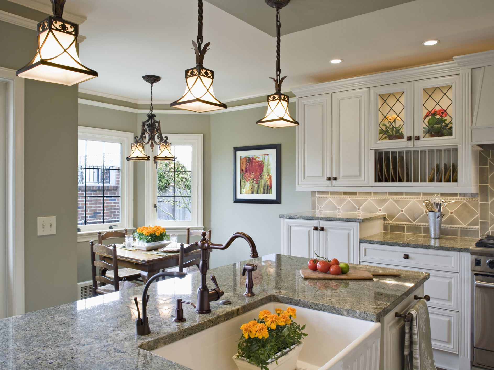 How to pick the right Paint colors for Your Kitchen (2)