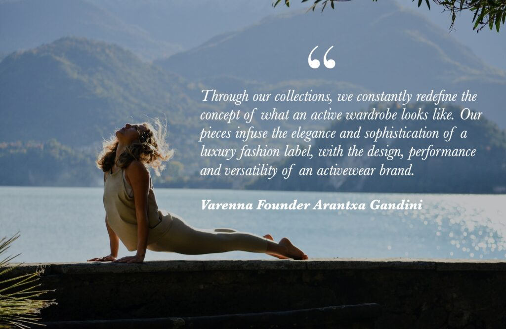We sit down with Varenna Founder Arantxa Gandini, who invites us to discover the world of Varenna, and learn about the tradition, innovation and passion that inform its lovingly designed and thoughtfully-made collections.
