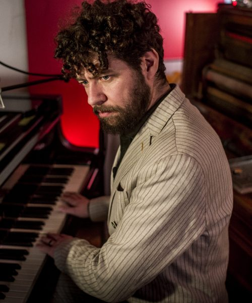 Declan O'Rourke by Piano by Lawrence Watson Low Res DSC_7800