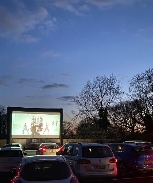 Drive in 1