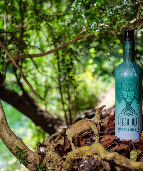 Green Man Woodland Gin in the woods-18