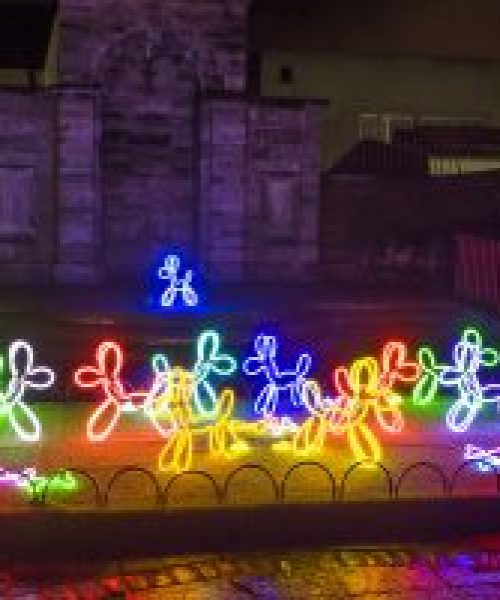 Neon-Dogs-Deepa-Mann-Kler-Lumiere-produced-in-Derry-Londonderry-by-Artichoke-Photo-Chris-HIll-300x200
