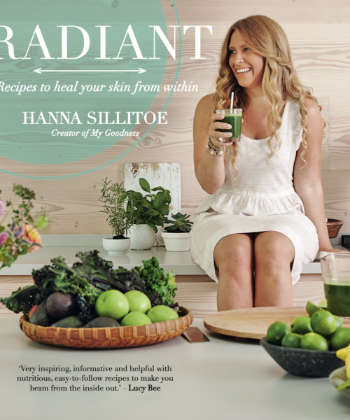 Radiant Front Cover (1)